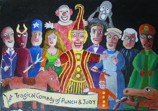 Punch and Judy Journalism