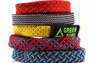 Armband aus recycelten Kletterseilen