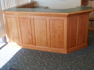 Custom Courtroom Furnishings
