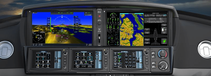 Cirrus Perspective Touch by Garmin - Garmin Aviacion España