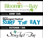 Fairfield Bay – Join Us: 'Bloomin' in the Bay'