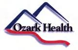 Ozark Health Logo:Color 003