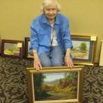 September Featured Artist Melva King NCA Art Gallery/FFB Conference Center