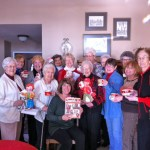 Questers Enjoy Campbell Soup Memorabilia