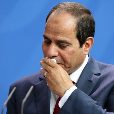 خراب مصر وعبدالفتاح السيسي