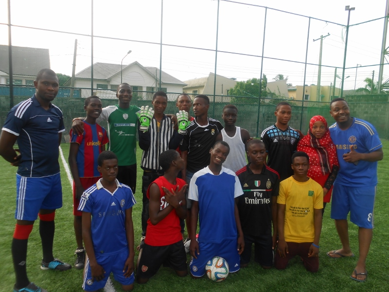 Football, Fathers and Fair Life Africa