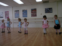 tap dance class photo
