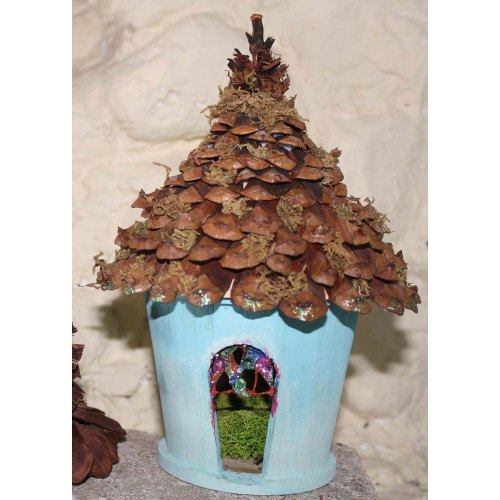Medium Crop Of Fairy Garden Houses Outdoor