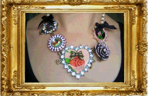 necklace halsband Dollhouse
