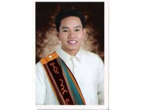 Ryan Norman Lim (Batch 2000)