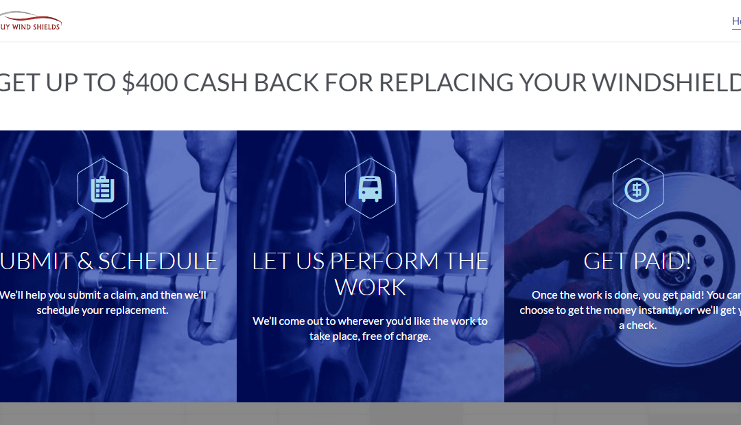 Car Servicing Website