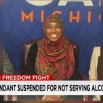 「アルコール下さい」「無理です!」イスラム教徒の客室乗務員休職に!