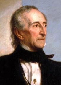 10th U.S. President JOHN TYLER