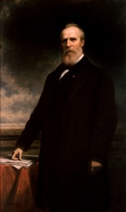19th U.S. President RUTHERFORD BIRCHARD HAYES