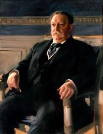 27th U.S. President WILLIAM HOWARD TAFT