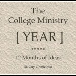 The College Ministry Year: 12 Months of Ideas