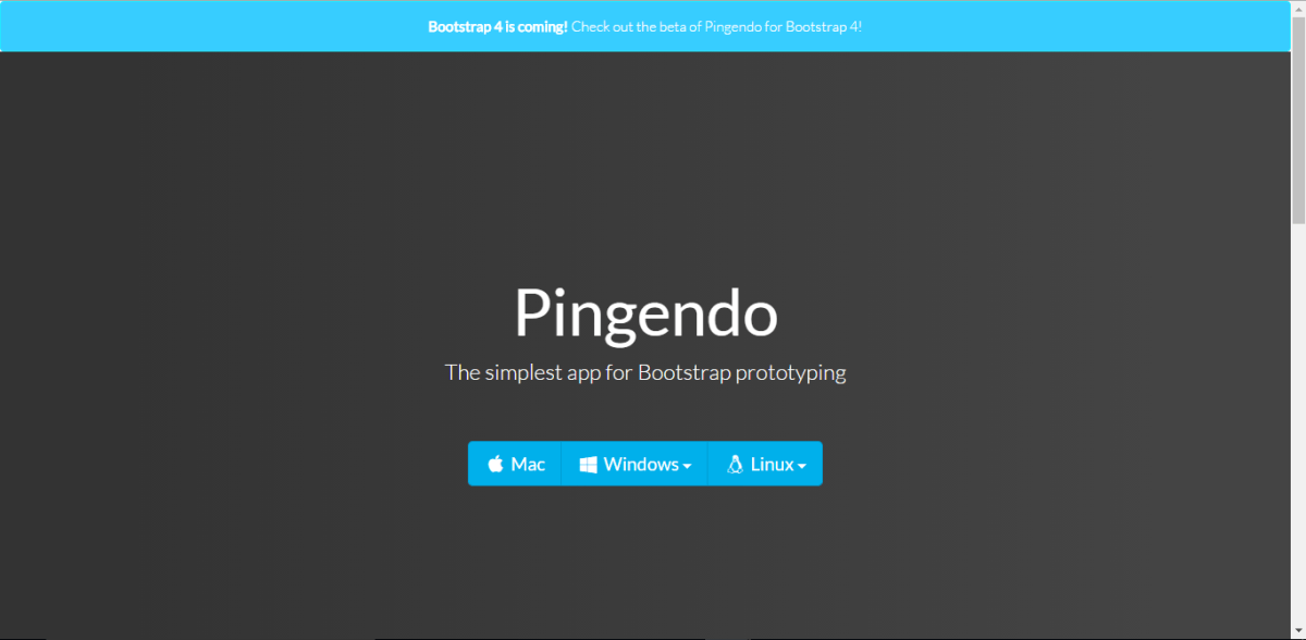 Pingendo - Sito download