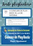 X CONCURS DE PLAYBACK VIL.LA DE PARTERNA
