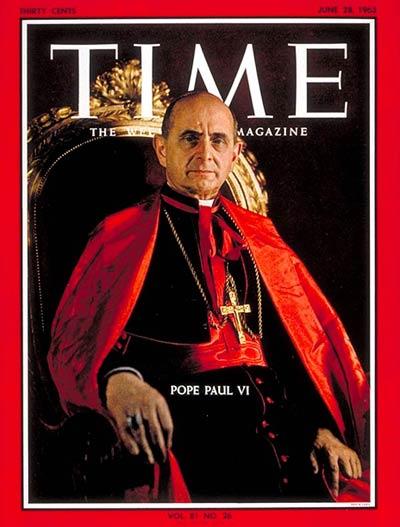La norma moral de la sexualidad conyugal en la Humanae vitae de Pablo VI (P. Miguel Ángel Fuentes, I.V.E.)