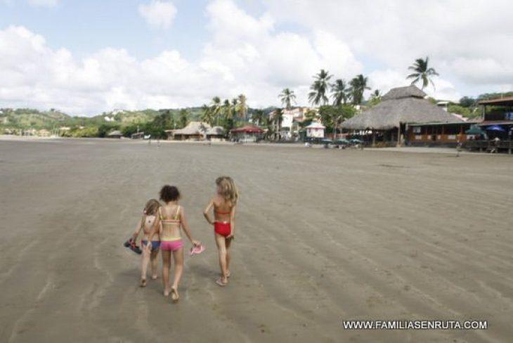 Playa y más playa para explorar el aire