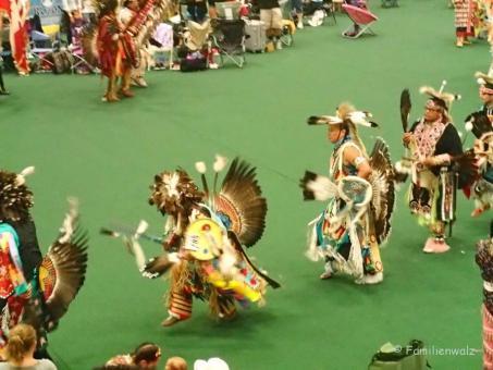 Powwow der Akwesasne