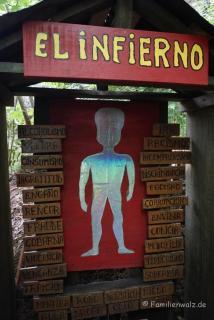 Im ökologisch-mythologischen Park Chiloé