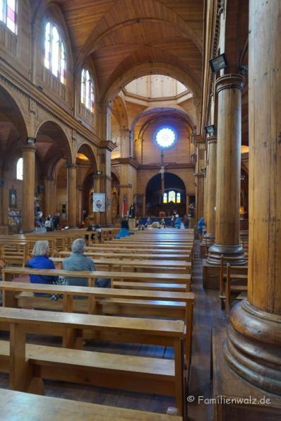 Unesco-Weltkulturerbe: die Schindelkirchen von Chiloé