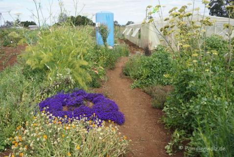 Eingang der Gärtnerei