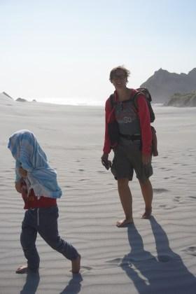 Sinnfragen in Montreál - in Whaririki, Neuseeland