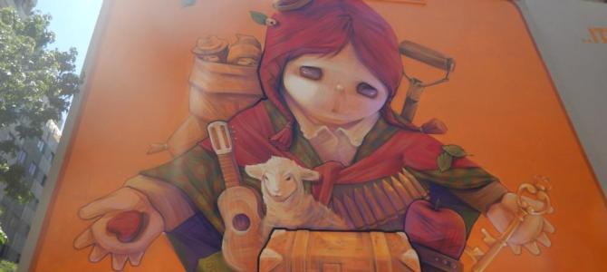 Chilenische Taschendiebe und peruanische Köche – der erste Tag in Santiago