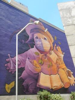 Bellas Artes, Santiago de Chile