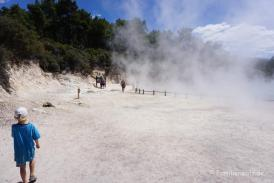 Im Thermal Wonderland Wai-O-Tapu