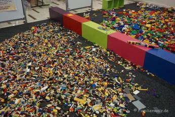 Christchurch- Welthauptstadt der kreativen IdeenLego umsonst in Christchurch - Lego umsonst