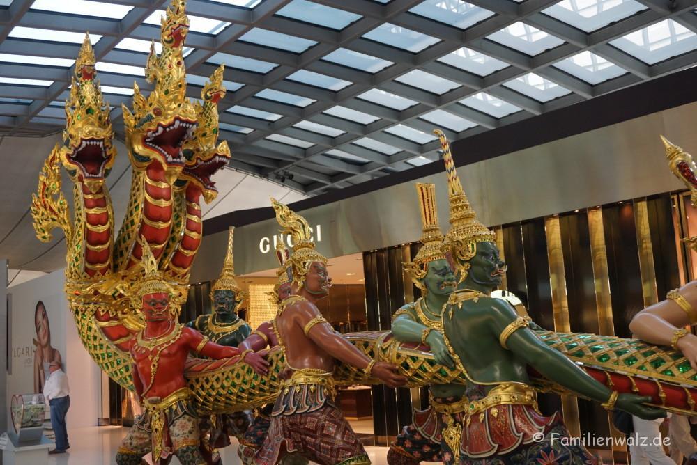 3 Tage Bangkok - Zwischen Raserei und Ruhe