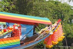 3 Tage Bangkok - Zwischen Raserei und Ruhe - Altstadtfahrt