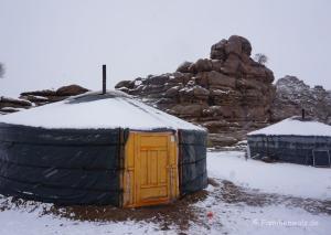 Was ist eigentlich Zuhause? Sieben elementare Zutaten - In der Mongolei