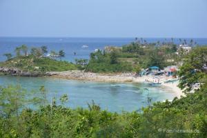 Die Philippinen - abenteuerliche Trauminseln, ein Müllschock und die besten Pfannkuchen der Welt : Leuchtturmblick auf Malapascua