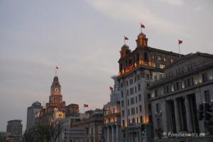 Shanghai - Willkommen in der Zukunft - Bund
