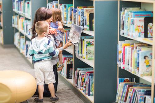 Familjehemsbibliotek