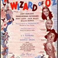 We're Off to See the Wizard song lyrics