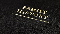 Family History Writing
