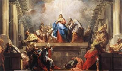 RESTOUT, JeanII, Pentecost, 1732