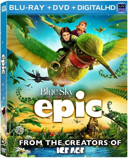 epic the movie