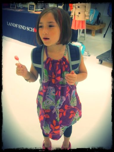 backpack and lolli
