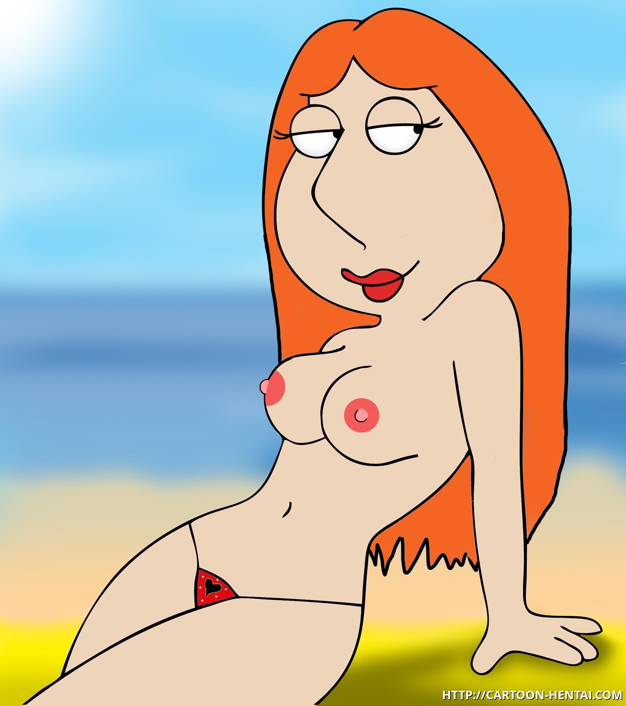 Brazil family nudist