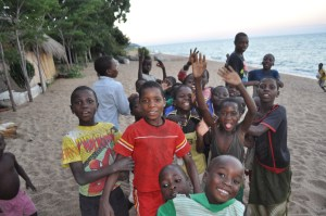 More Malawian children