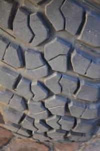 BFG tyres after 25500kms