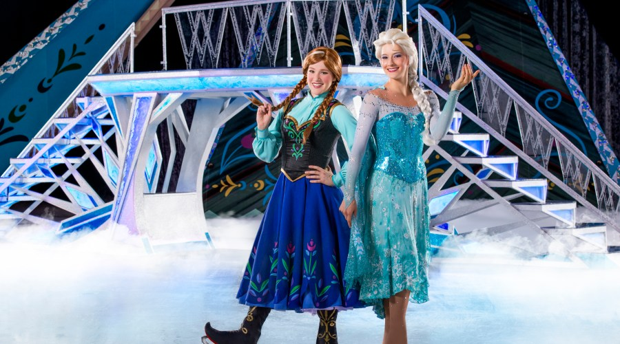 Disney On Ice presents Frozen is coming to SoCal!