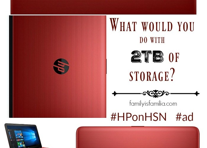 """Why the HP 17"""" Notebook from Home Shopping Network is for You!"""
