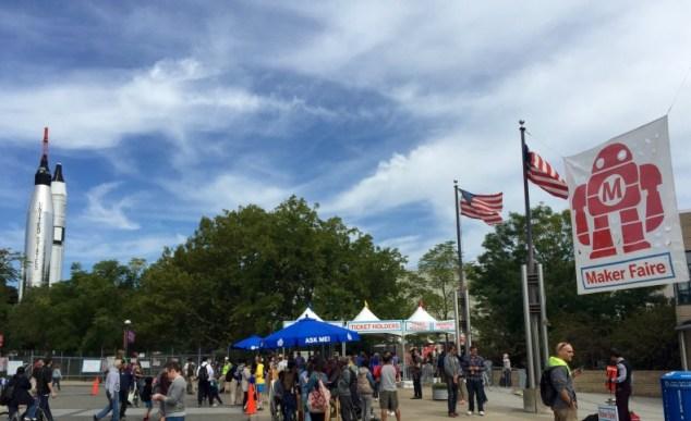 Maker Faire 2015, Flushing Meadows Corona Park